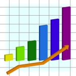 an_orange_arrow_in_front_of_a_colorful_bar_graph_showing_a_steady_increase_in_profit_0515-1009-1002-2334_SMU