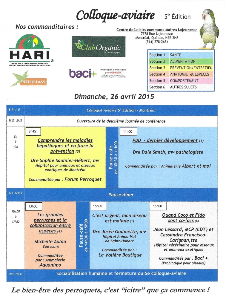 colloque 2015-2