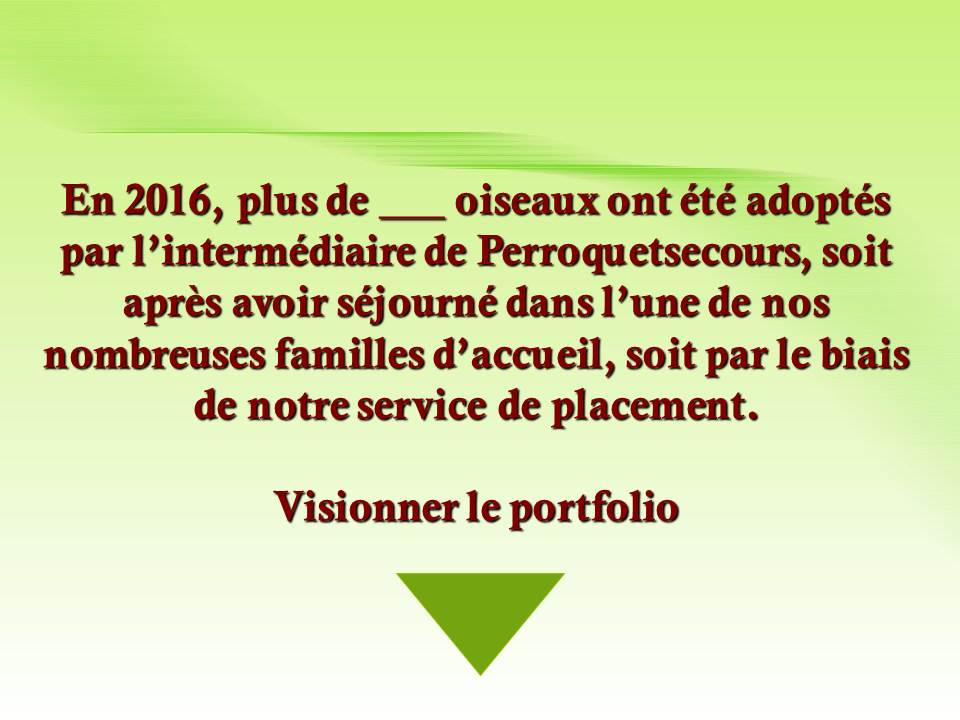 FICHIERS adoptions 2016-fr
